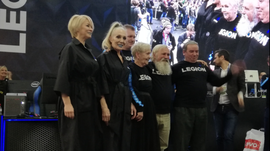 Российские пенсионеры обыграли шведских ровесников вматче поCS:GOнаИгромире