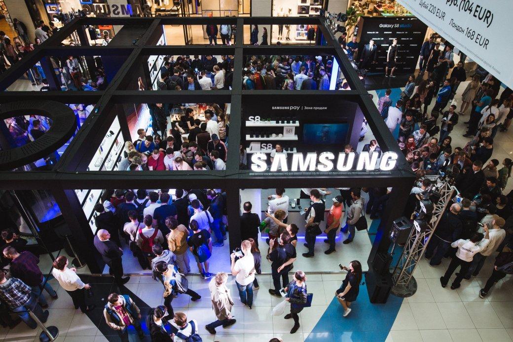 Gear VR стал ближе: В ТЦ «Метрополис» открылась Samsung Galaxy Studio
