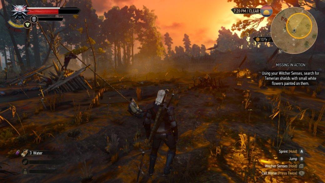 Как «Ведьмак 3: Дикая Охота» выглядит иработает наSwitch— стабильные 30 FPS и29 гигабайт «веса»