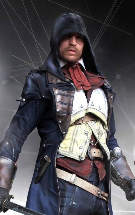 Косплей дня: все самые известные ассасины из серии Assassin's Creed