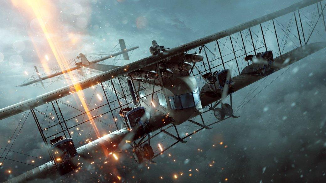 Ilya Muromets! Подробности русской кампании Battlefield 1 с E3 2017