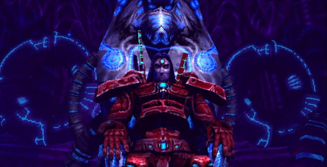 E3 2019: судя потрейлеру, вплане брутальности Valfaris может посоревноваться ссамой Doom!
