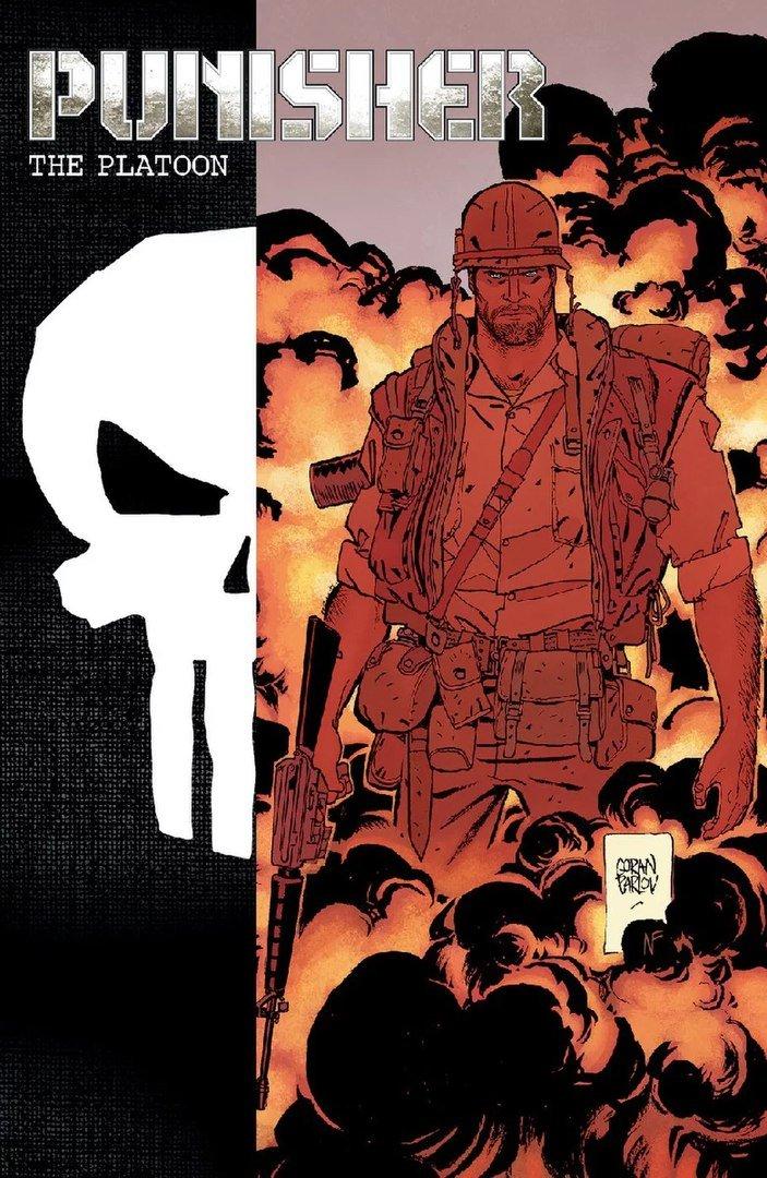 Новый комикс про Карателя расскажет опервом убийстве Фрэнка Кастла