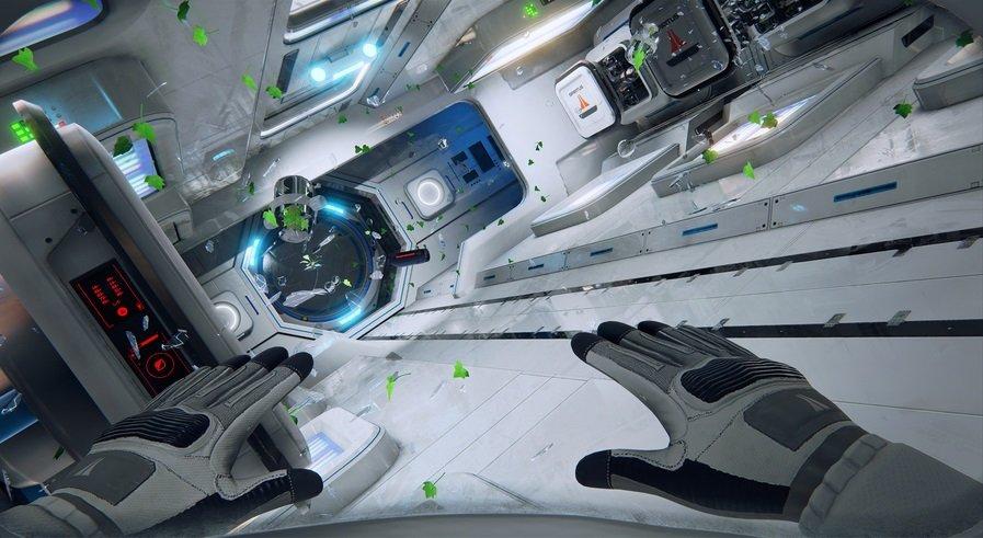 Cимулятор астронавта Adr1ft сначала выйдет на PC и VR