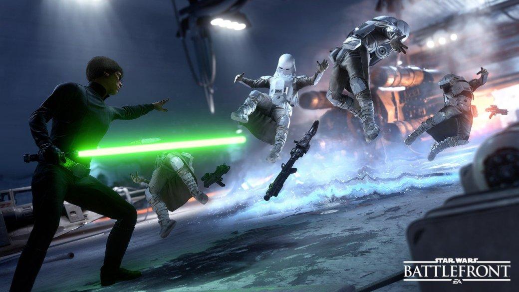 На PS4 в Battlefront играют больше, чем на PC и Xbox вместе взятых
