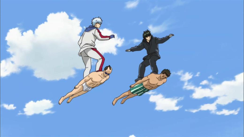Популярная манга Gintama незакончится всентябре! Нокое-что все равно изменится