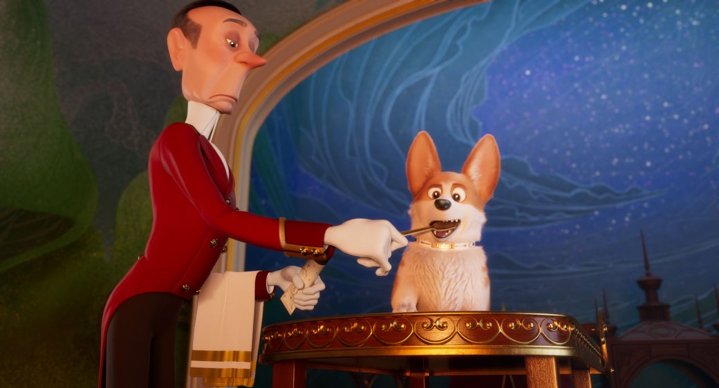 Рецензия на«Королевского корги»— почти обычный мультфильм, неожиданно ставший скандальным