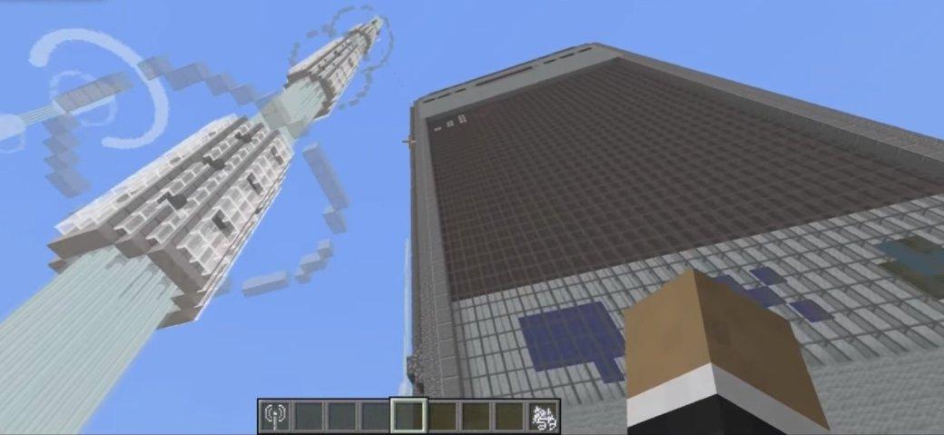 Из Minecraft теперь можно звонить в реальный мир