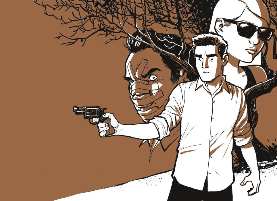Рассказываем, чемже так прекрасен Sin Titulo— захватывающий триллер-головоломка, написанный Кэмероном Стюартом.