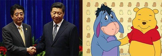 Вкитайских соцсетях удаляют посты про Винни-Пуха. Что происходит?