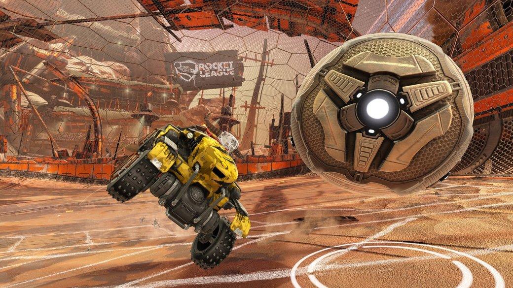 В Rocket League появится огромный стадион с новыми правилами