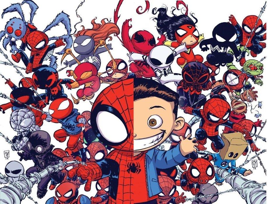 Этот сентябрь— отличный месяц для любителей Человека-паука. Уже через несколько дней выходит долгожданная игра отInsomniac Games, а26 числа стартует комикс Spider-Geddon, где соберется множество пауков совсех уголков мультивселенной. Вэтом материале мывзглянем надесять самых безумных инеожиданных версий Человека-Паука. Мырешили неиспользовать всем известных персонажей, таких как Майлз Моралез, Гвен Стейси, Мигель О'Хара, ведь ихитак хорошо знают фанаты комиксов.