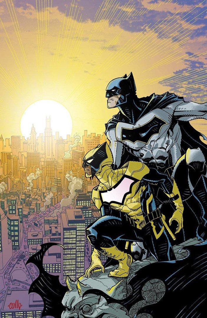 Бэтмен защищает Готэм ночью, атеперь угорода появится дневной герой