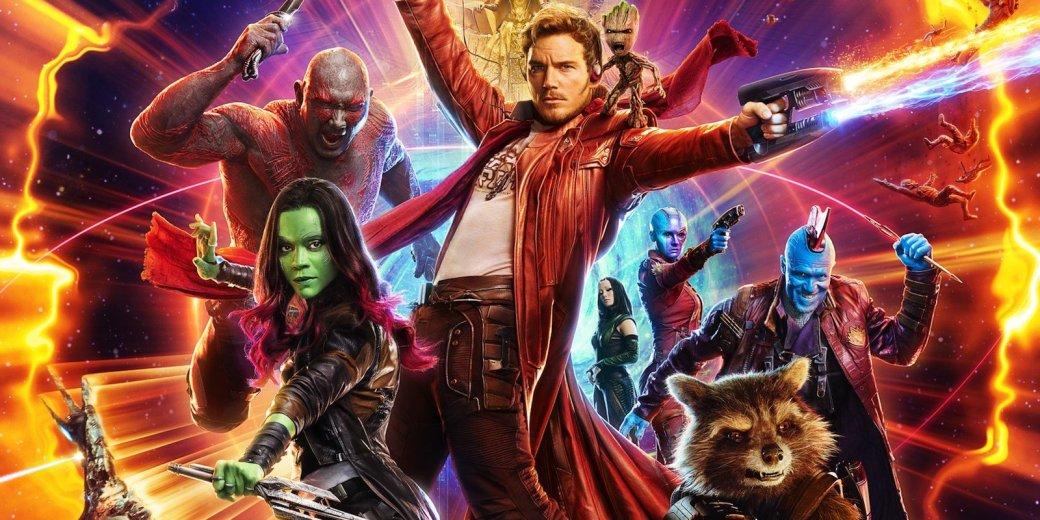 Далекое будущее Marvel: «Стражи 3» происходят после «Мстителей 3-4»