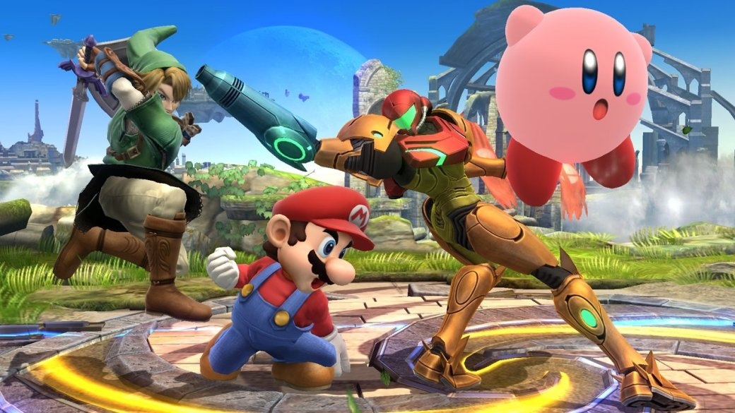 Super Smash Bros. сожмет кулаки уже в ноябре
