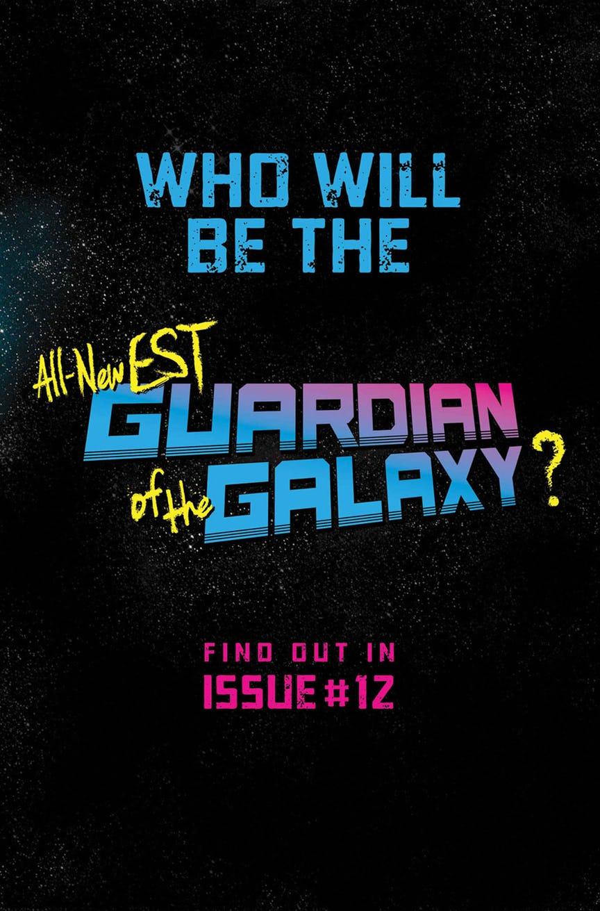 Вкоманде Стражей Галактики появится новичок! Кто же им станет?