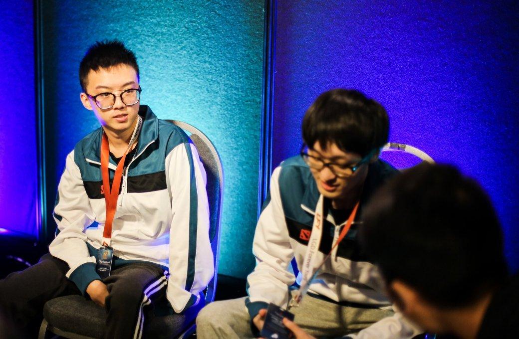 Какие-то роботы на китайцах. Чем запомнился третий день плей-офф TI7
