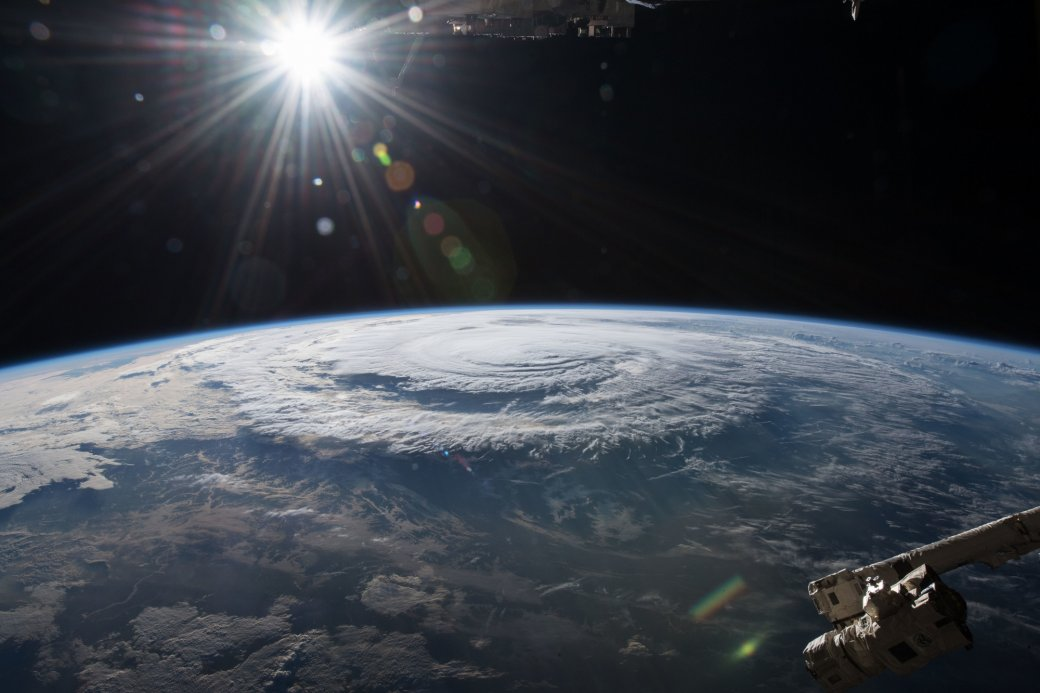 20 лучших фотографий Земли, сделанных сМКС