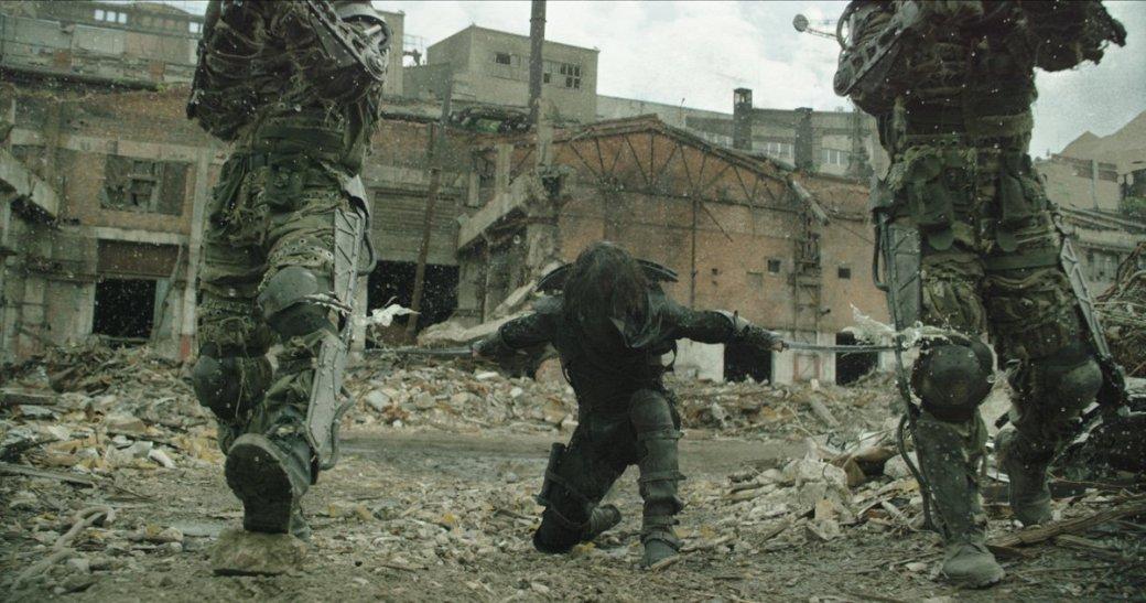 Рецензия на «Защитников» Сарика Андреасяна