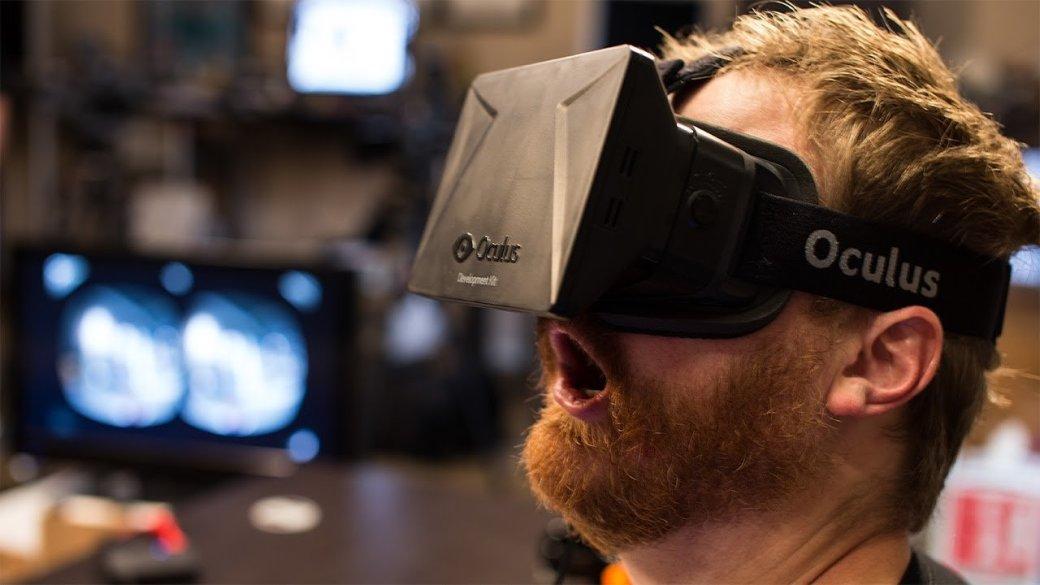 Потребительскую версию Oculus Rift испробуют весной-летом 2015 года