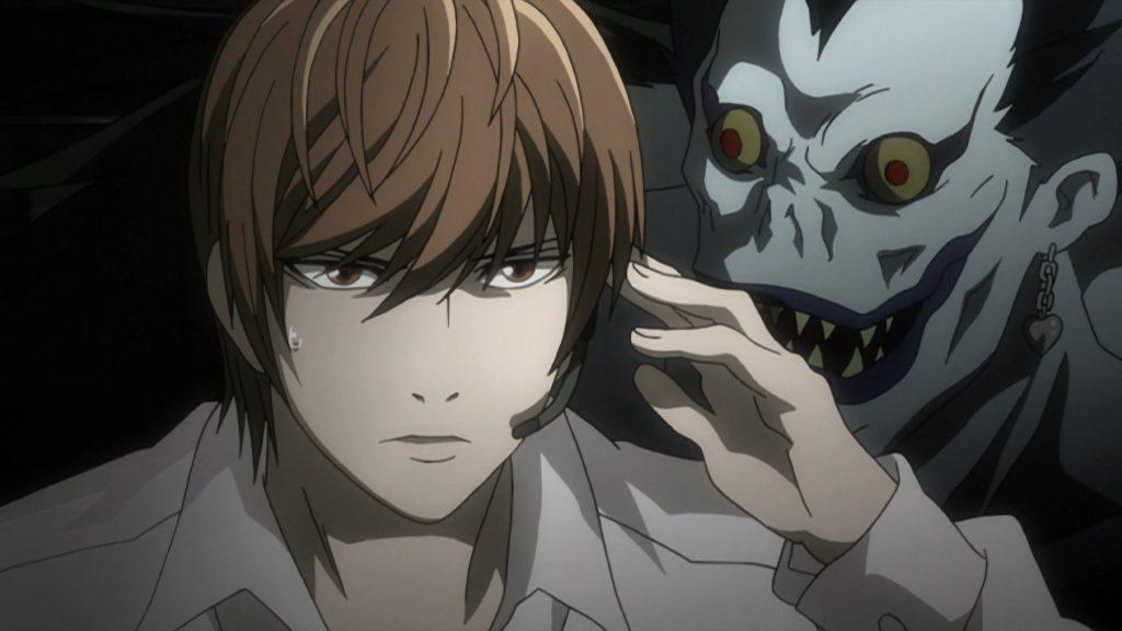 Лайт фейспалмит: герои Death Note отреагировали на трейлер экранизации