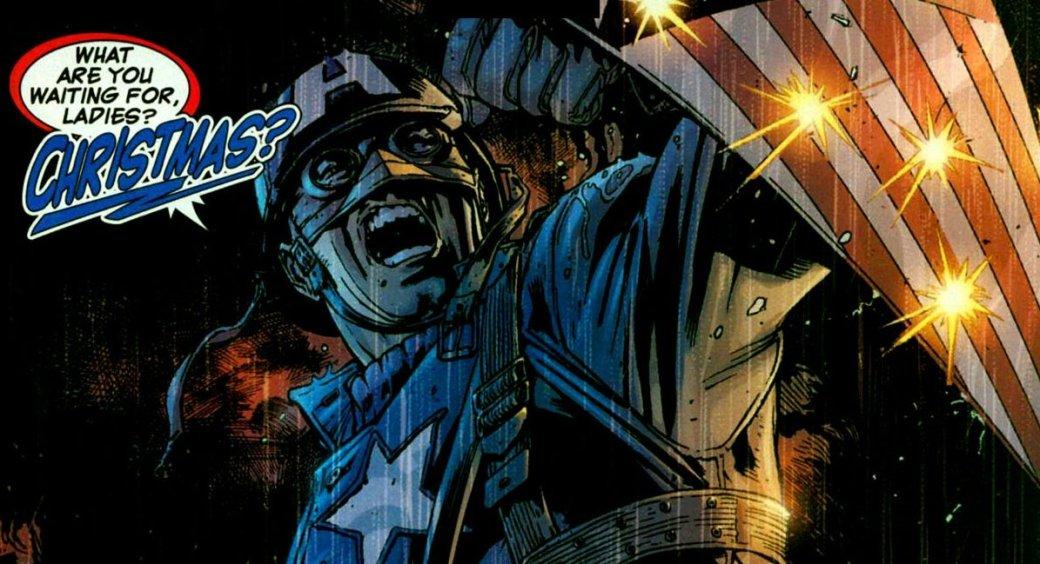 Еще один Капитан Америка в комиксах Marvel? Разбираем фанатские теории