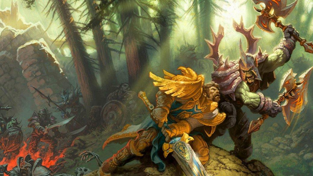 Blizzard хочет, чтобы вWoW: Classic выиграли сосвоими знакомыми из2004 года