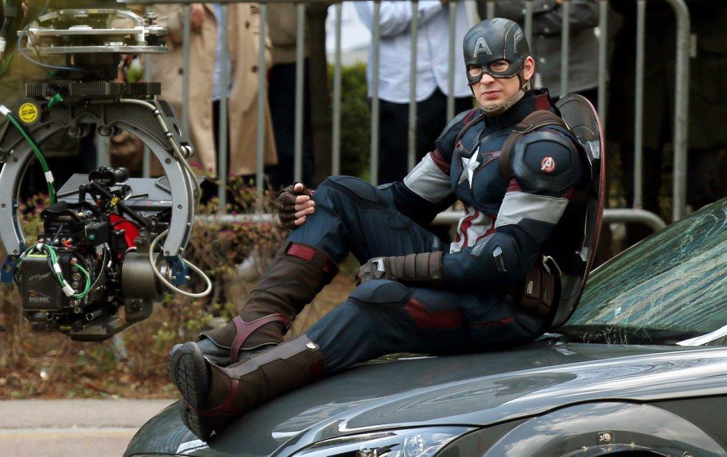 «Мстителей: Война бесконечности» целиком снимут на IMAX-камеры