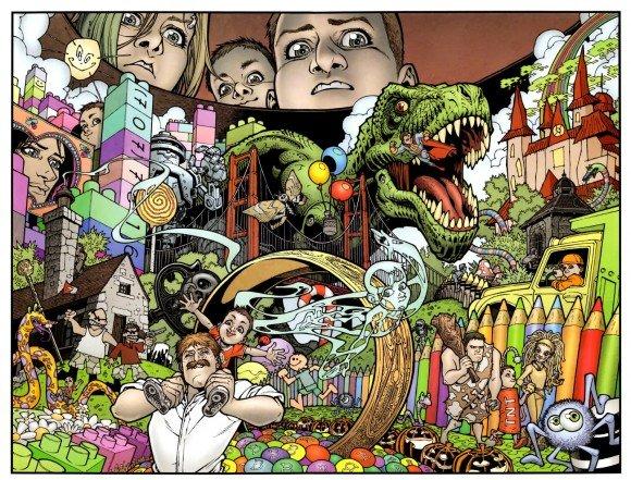 Режиссер «Доктора Стрэнджа» экранизирует комикс сына Стивена Кинга