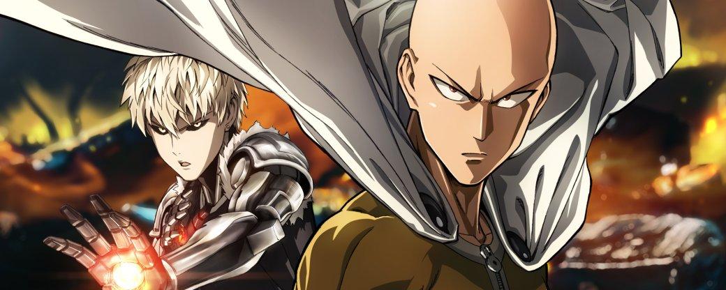 Второй сезон аниме One-Punch Man получил точную дату выхода