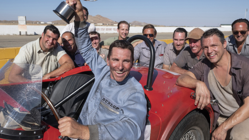 Хороший байопик против плохого: что нетак сфильмом «Ford против Ferrari»