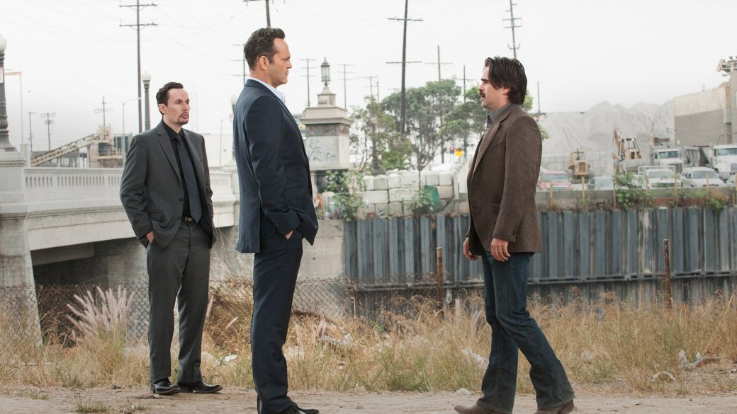 Рецензия на второй сезон «Настоящего детектива»