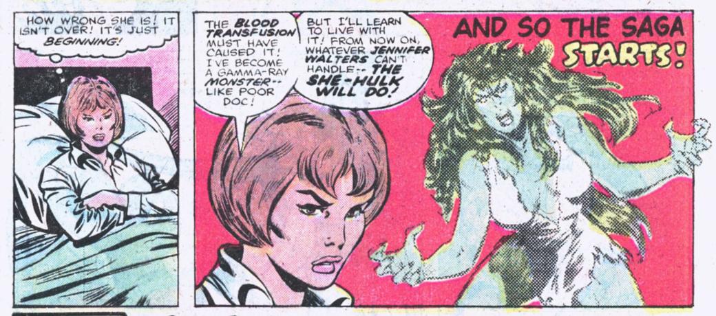 Чем Женщина-Халк отличается отХалка? Супергерой, адвокат, Мститель