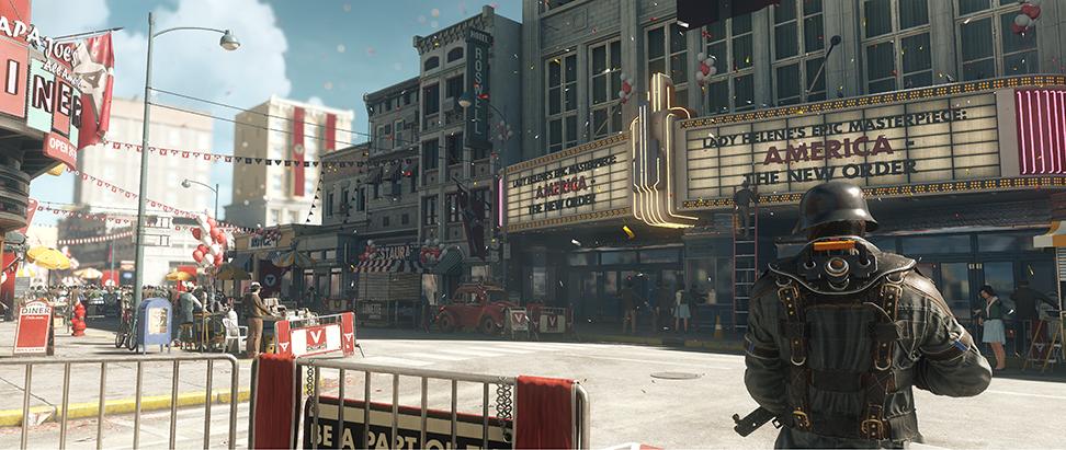Рецензия на Wolfenstein II: The New Colossus