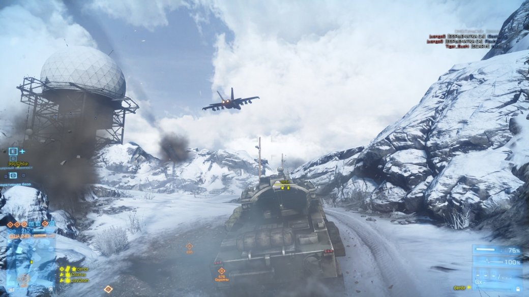 Рецензия на Battlefield 3