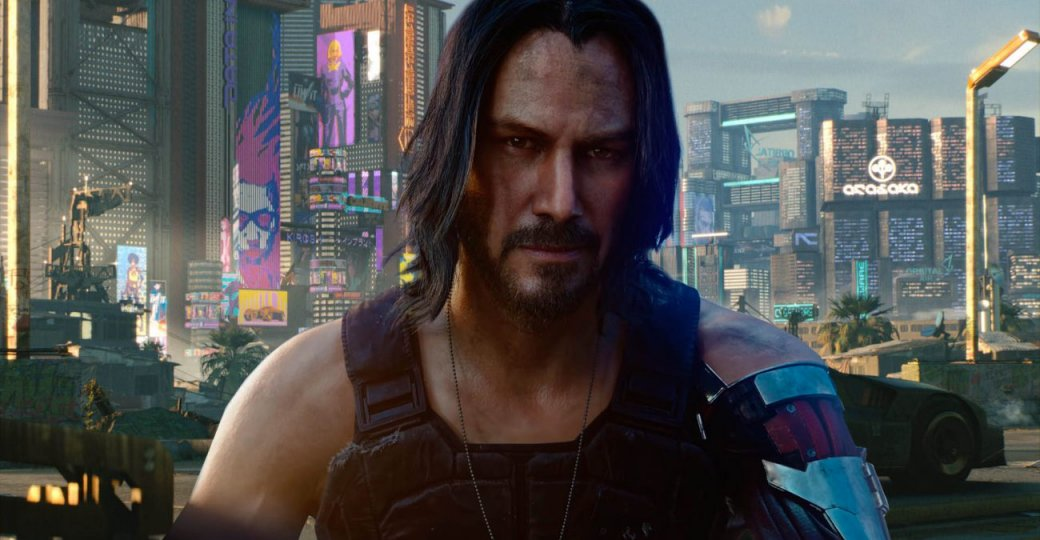 Вмире Cyberpunk 2077 есть малоизвестный актер поимени Киану Ривз. Онпохож наСильверхенда