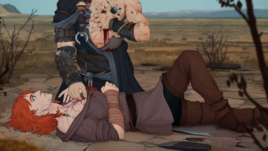 Ash ofGods для Switch, Wolcen иJourney tothe Savage Planet. Авочто выиграли напрошлой неделе?