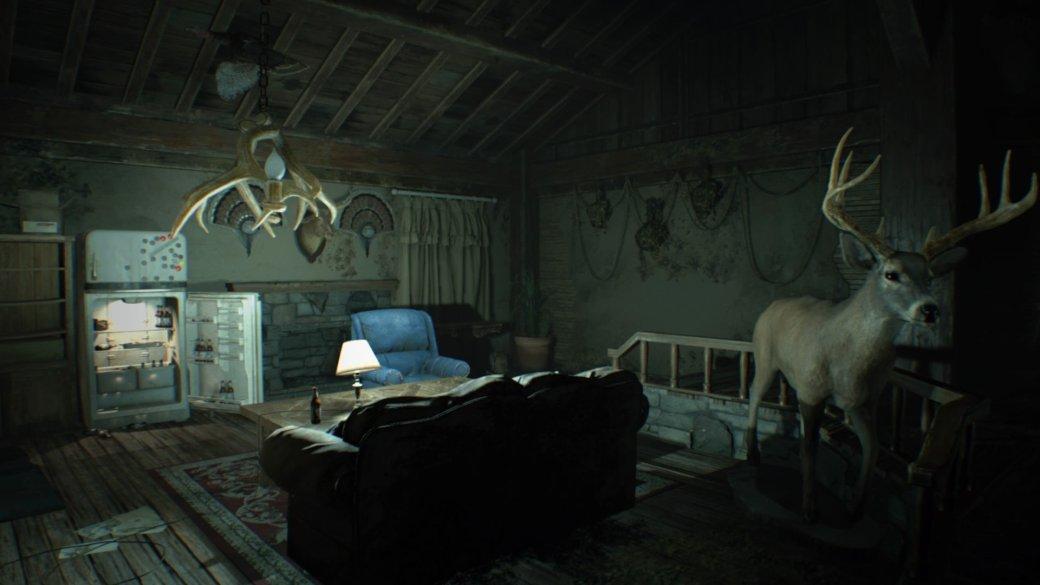 30 ужасно красивых скриншотов Resident Evil 7