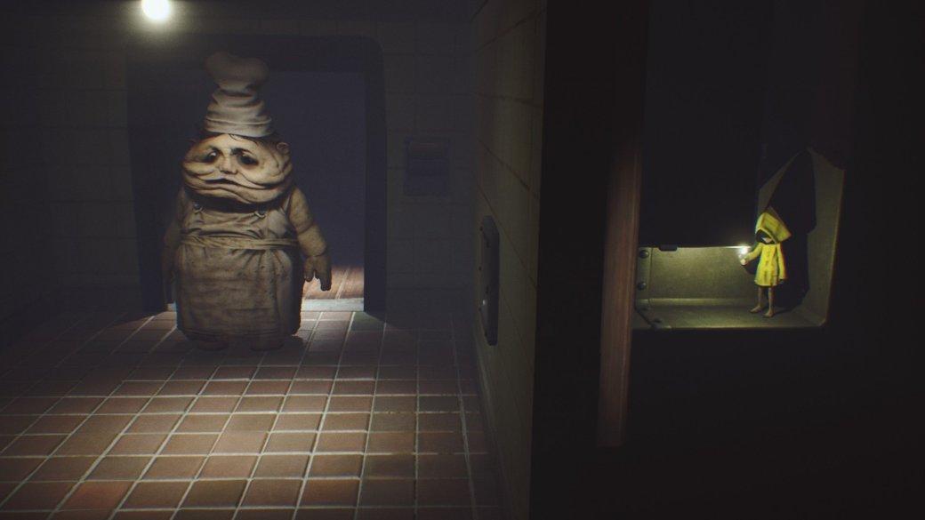Рецензия на Little Nightmares