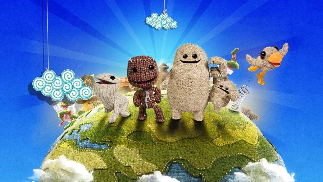 Новых друзей Сэкбоя представили в трейлерах LittleBigPlanet 3