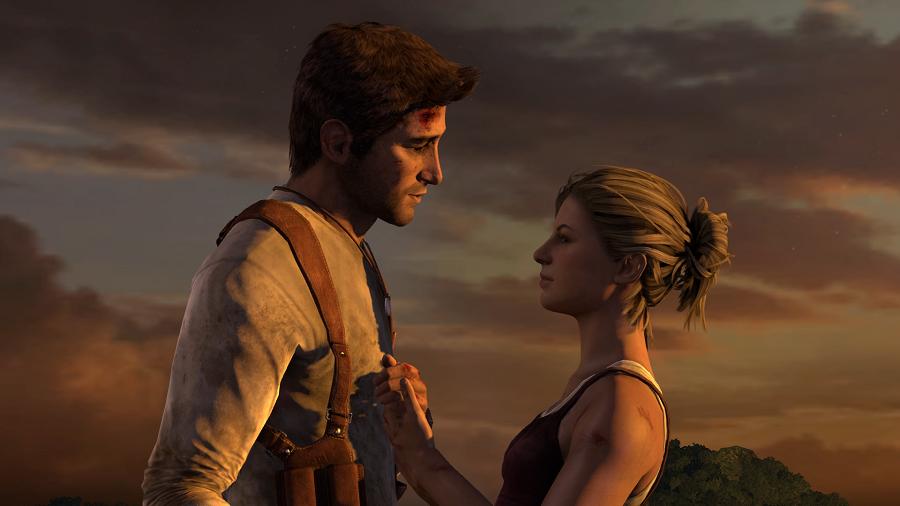 Посмотрите на сцену ужина Нейтана Дрейка и Елены из Uncharted 4 от первого лица