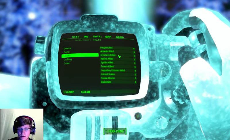Путь героя: Fallout 4 пройдена без единого убийства