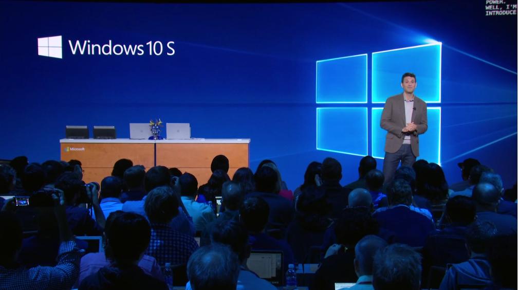 Microsoft нашла способ впарить пользователям Edge иBing: Windows 10 S
