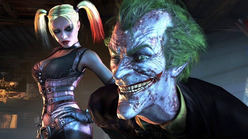 Харли Квинн станет героем нового дополнения Batman: Arkham City