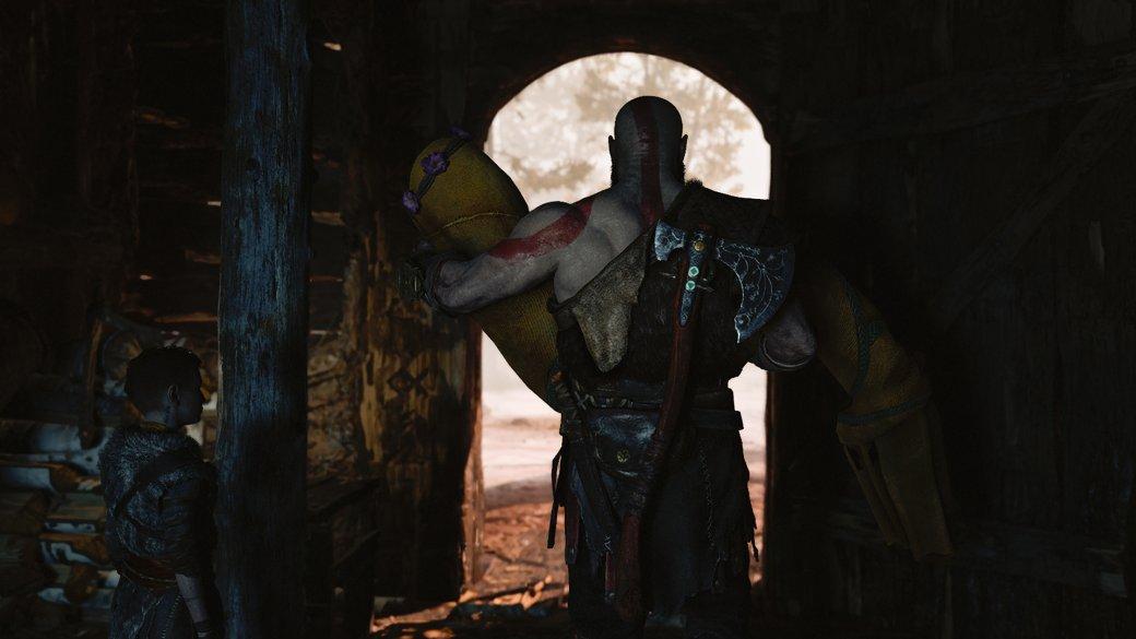 Рецензия на God of War (2018)