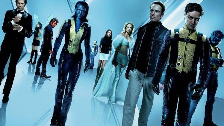 Люди Икс живы: Макэвой, Фассбендер и Лоуренс будут в «Темном Фениксе»