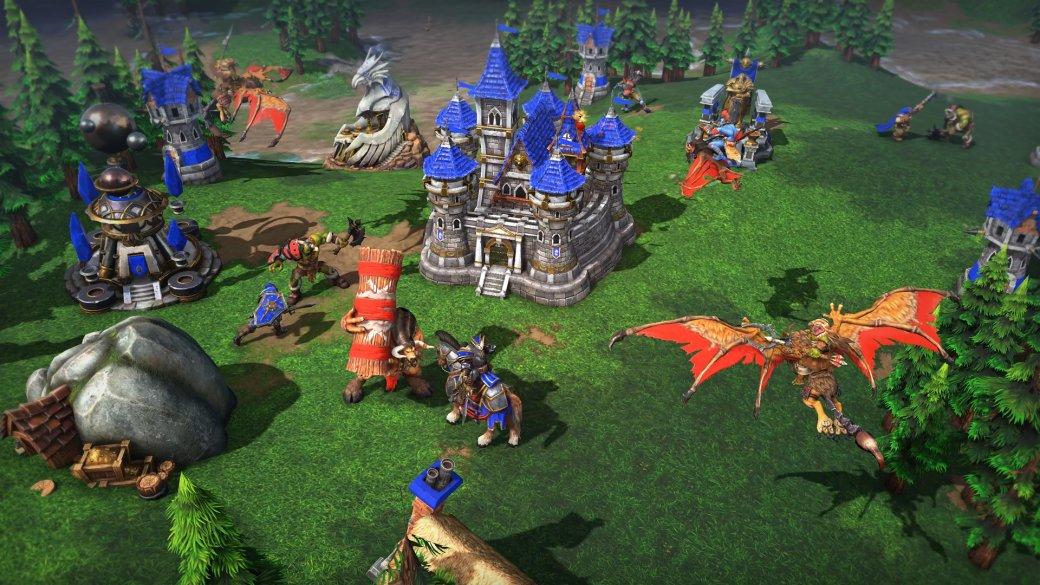 Рецензия на WarCraft III: Reforged
