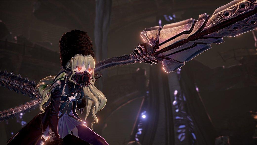 Никакой новой Souls пока не будет, скриншоты Code Vein разочаровывают