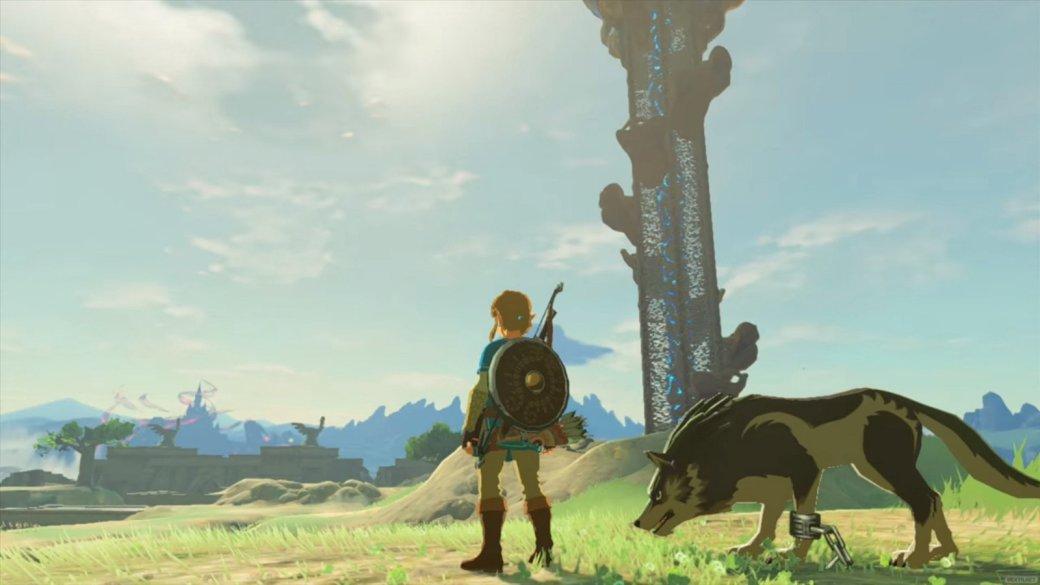 E3 2019: выяснилось, что Nintendo занимается продолжением The Legend ofZelda: Breath ofthe Wild