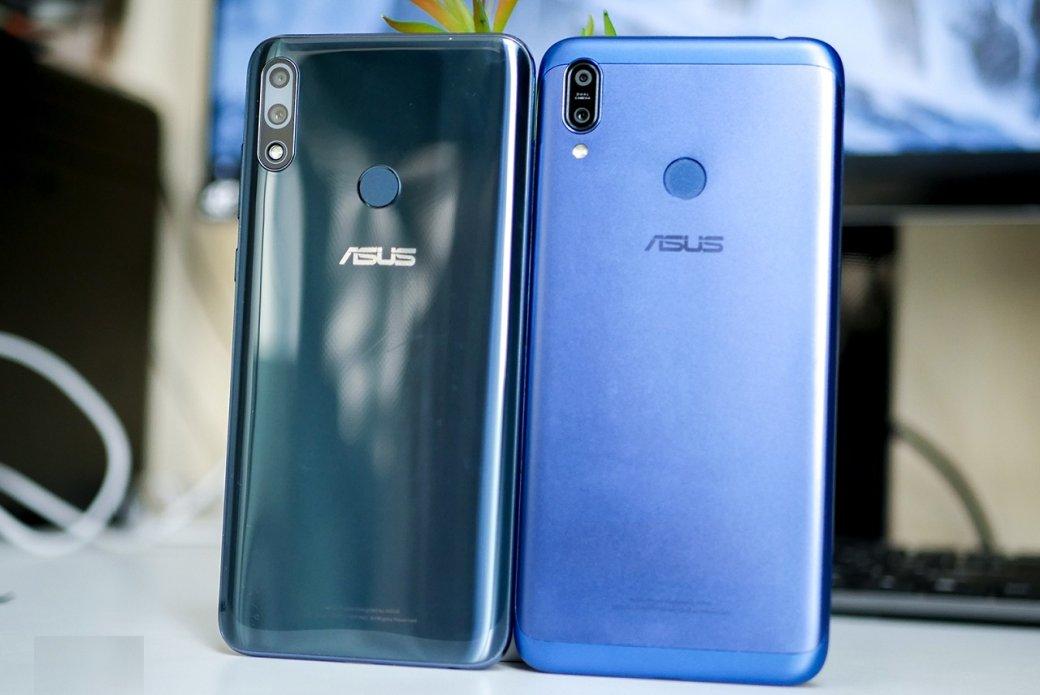 Asus опубликовала список смартфонов, которые получат Android9 Pie